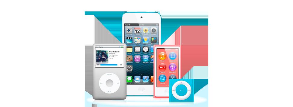замена стекла ipod цена